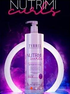 Ativador de Cachos Curly Nutrimi Tyrrel 500ml Lançamento
