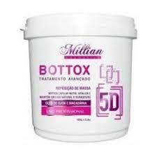 Botox Capilar 5D 1Kg Millian