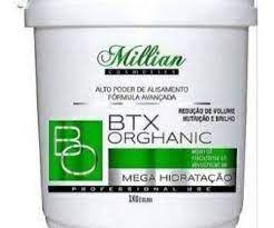 Botox Capilar Orghanic Millian 1Kg