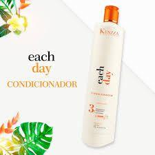 Condicionador Hidratante 1 litro Profissional Each Day Kenzza