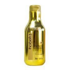 Shampoo TecnoGold Hobety - Manutenção Ouro