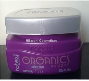 Mascara Organics Hobety - MURUMURU E UVA
