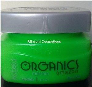 Mascara Organics Hobety - ANDIROBA E KIWI