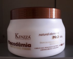 Nutritive Mask Macadamia Kenzza 500gr