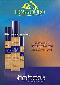 Spray  Hobety Leave-in SOS Fios de Ouro 60ml