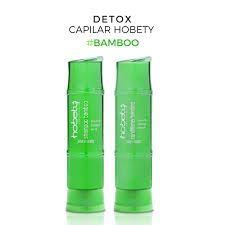 Detox Kit Shampoo + Condicionador Bamboo Hobety