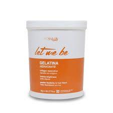 Gelatina Hidratante (colágeno) Let Me Be 1kg