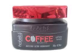 Mascara Hidratacao Coffee Brazilian Hobety 300gr