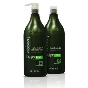 Progressiva Indian Hair Hobety  kit 1.5 litros cada