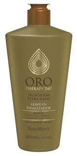 ORO THERAPY 24 K LEAVE IN EXTRA SHINE - 300 ML