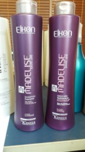 Progressiva Madelise Exotic Line Kenzza KIT SHAMPOO MAIS GLOSS
