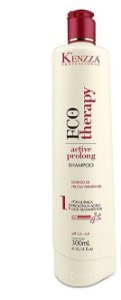 Shampoo Eco Therapy  Pós Progressiva Active Prolong Kenzza