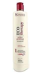 Shampoo Eco Therapy  Pós Progressiva Active Prolong Kenzza