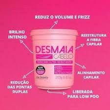 Mascara Redutora Altamente Hidratante For Beauty 1kg