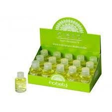 4un de ampolas 7ml Oil Blend Argan e Macadamia Hobety