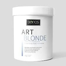 Pó descolorante Art Blond Biofios 500gr