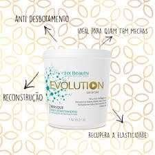 Kit Botox Argan Platinum mais Máscara Evolution 1kg