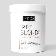 Po descolorante Free Blond Biofios