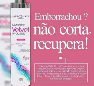 Velvet SOS Absolute Cosmeticos
