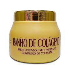 Mascara Banho de Colágeno Life Hair 300gr