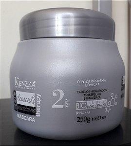 Máscara Macadamia Alta Hidratação Kenzza 250gr