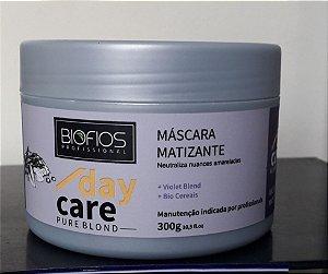 Máscara Matizante  Biofios Day Care Ilumina 300gr