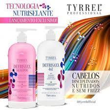 Tyrrel Defrisaxx 4x1 Botox , Blindagem E Lifting Capilar 2x1Litro
