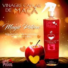 Love Potion Vinagre Capilar de Maça Finalizador 300ml