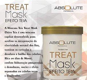 Absolute Treat Mask Efeito Teia 1kg