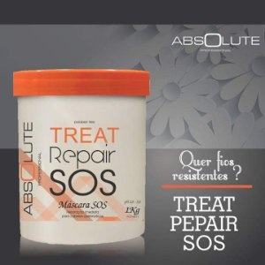 Absolute Treat Repair SOS Máscara 1kg