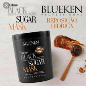 Black Sugar Mask Blueken 300gr