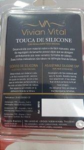 Touca de silicone semi Romana