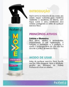 Movve Low Poo Hobety - 255ml