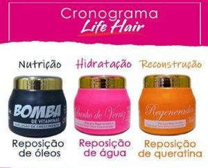 Cronograma Life Hair