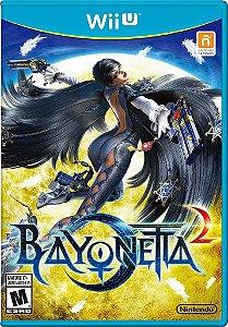 BAYONETTA 2 (SEM BÔNUS) - WII U