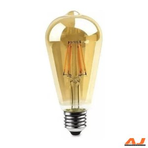 Lâmpada Bulbo 4G Filamento LED 3,2W 450lm — CTB