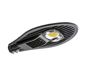 Luminária Iluminação Pública LED 50W 6500K