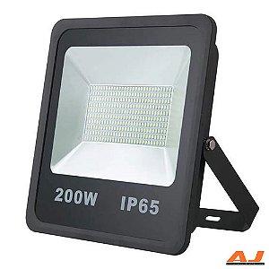 Refletor Led 200w 6000k Bivolt IP66