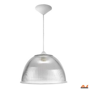 Luminária Prismática 16 polegadas