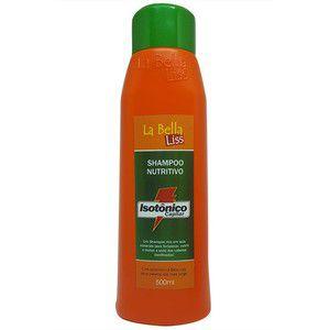 Isotônico Capilar Shampoo Hidratante 500ML La Bella Liss