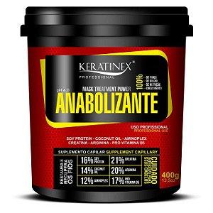 Anabolizante Capilar Keratinex 400gr