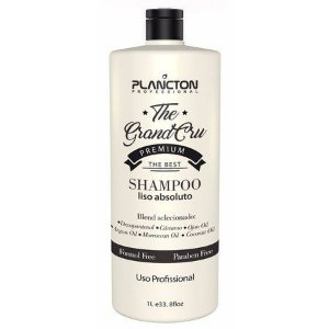 Shampoo Liso Absoluto The Grand Cru Plancton 1Litro