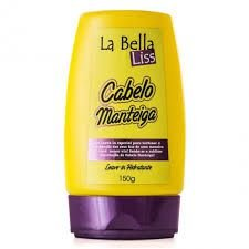 Leavi-in Cabelo Manteiga La Bella Liss 150g