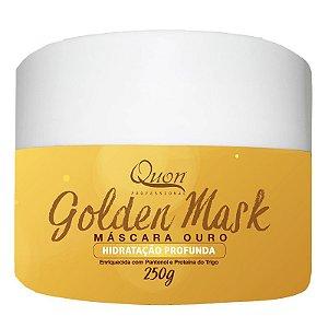 Máscara Gold Quon 250g