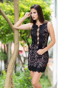 Vestido Vértice