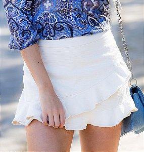 Shorts Saia Salmo