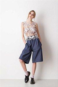 Bermuda Long Jeans
