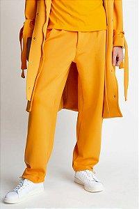 Calça de Neoprene Amarelo