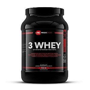 3 Whey 900g - Prozis Sport