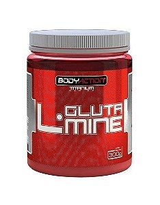 Glutamina 300g - BODY ACTION